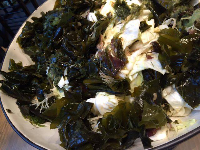 オーガニック海藻
