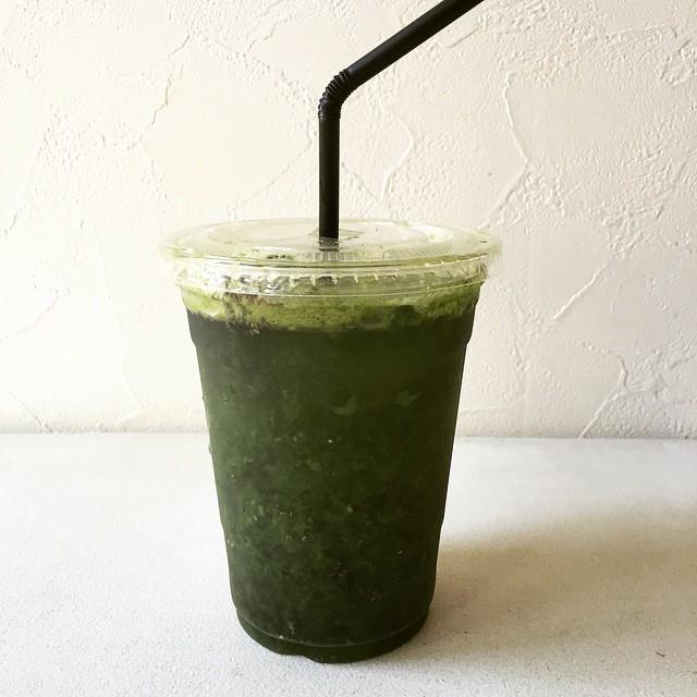 グリーンジュースのある生活2