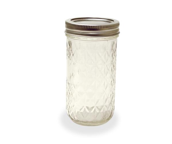 12 oz MASON JAR