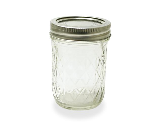 8oz MASON JAR