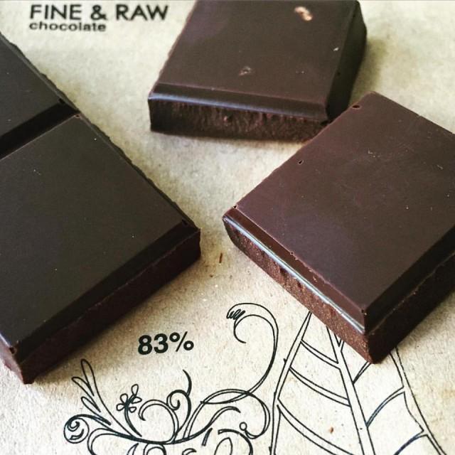 fine&rawチョコレートはちょっと別格