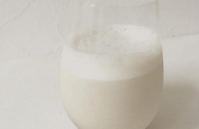 タンパク質足りてる?ヘンププロテインパウダーでヘンププロテインミルク【レシピ】