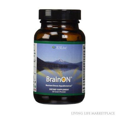 集中力の向上やメンタルバランスを整えるE3Live Brain on(イースリーライブ ブレインオン)